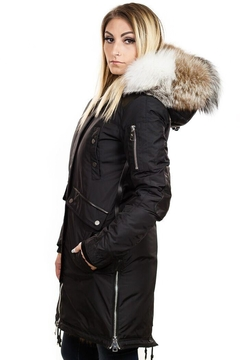 Nicole Benisti Madison Instaria Parka - Alternate List Image