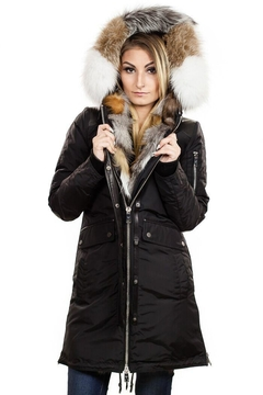 Nicole Benisti Madison Instaria Parka - Product List Image