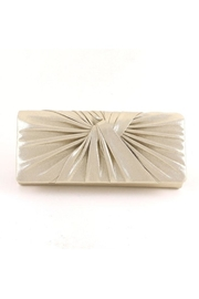 Madison Avenue Accessories Gold Knot Clutch - Product Mini Image