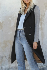 Madison the Label Aspen Coat - Front cropped