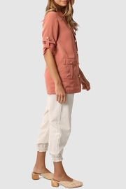 Madison the Label Brooklyn Shirt - Front full body