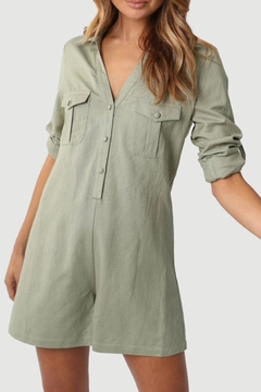 Madison the Label Kenzie Playsuit - Product List Image
