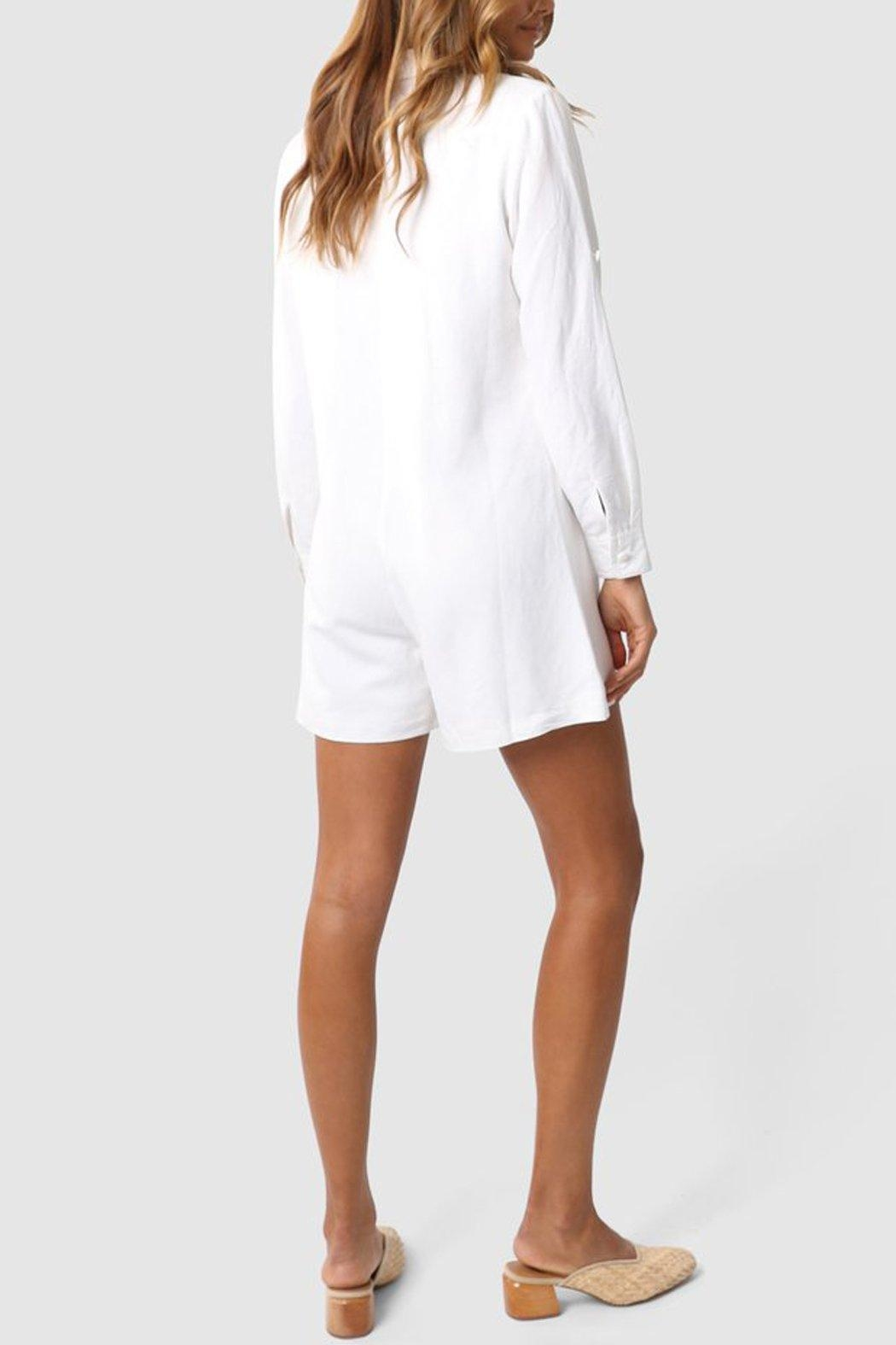 Madison the Label Kenzie Playsuit - Front Full Image