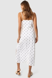 Madison the Label Melody Dress - Back cropped
