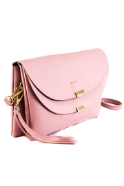Madison West Double Flap Clutch Bag - Product Mini Image