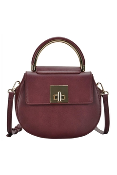 Shoptiques Product: Rounded Top-Handle Bag