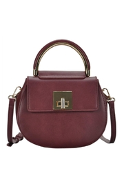 Madison West Rounded Top-Handle Bag - Product Mini Image
