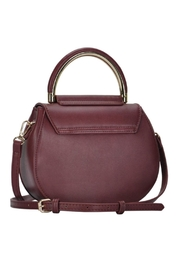Madison West Rounded Top-Handle Bag - Front full body
