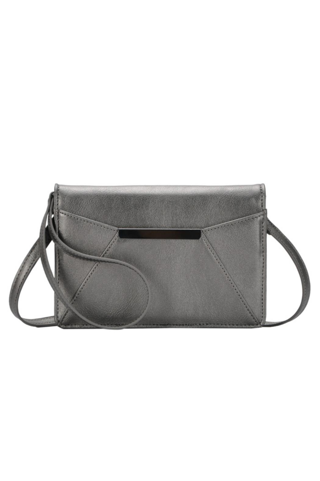 Madison West Wallet Crossbody Bag - Front Cropped Image