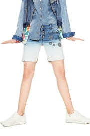 DESIGUAL Madisson Denim Short - Product Mini Image
