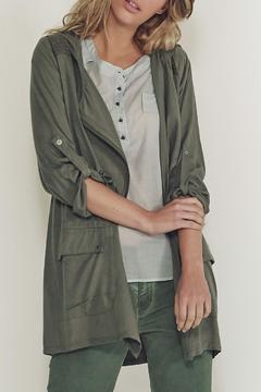 Shoptiques Product: Casual Khaki Jacket