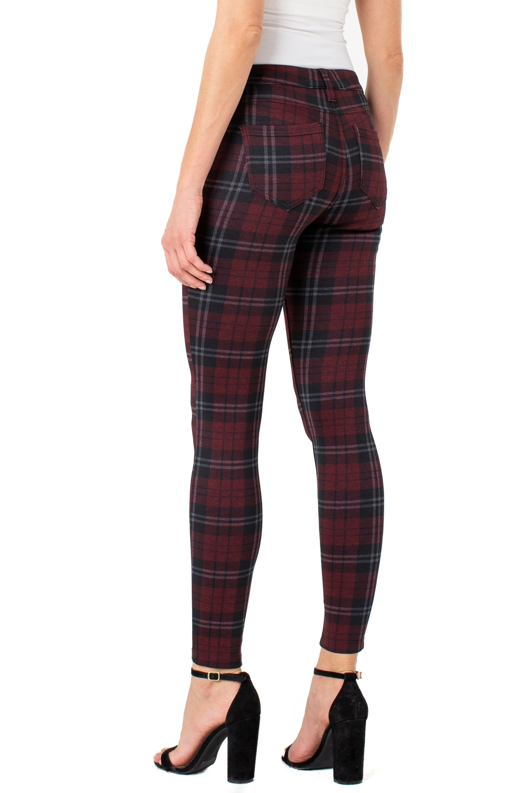 Liverpool  Madonna Skinny Trouser - Front Full Image