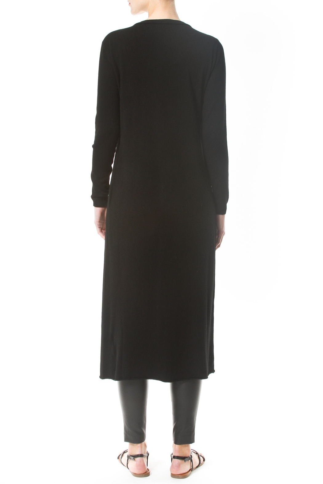 Madonna & Co 2-1 Knit Tunic - Side Cropped Image