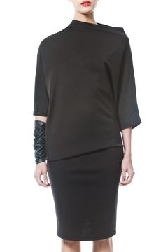Shoptiques Product: Asymmetrical Knit Dress
