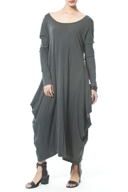 Madonna & Co Asymmetrical Maxi - Front cropped