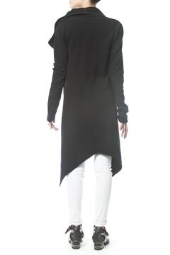 Shoptiques Product: Asymmetrical Zip Knit