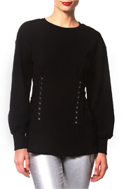 Madonna & Co Chic Corset Sweatshirt - Product Mini Image