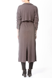 Madonna & Co Fleece Trench - Side cropped