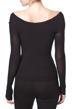 Shoptiques Product: Herringbone Seamless Top