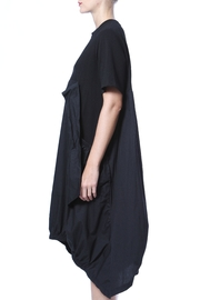 Madonna & Co Hi-Lo Chic Dress - Front full body