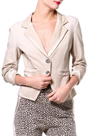 Madonna & Co Knit Blazer - Product Mini Image