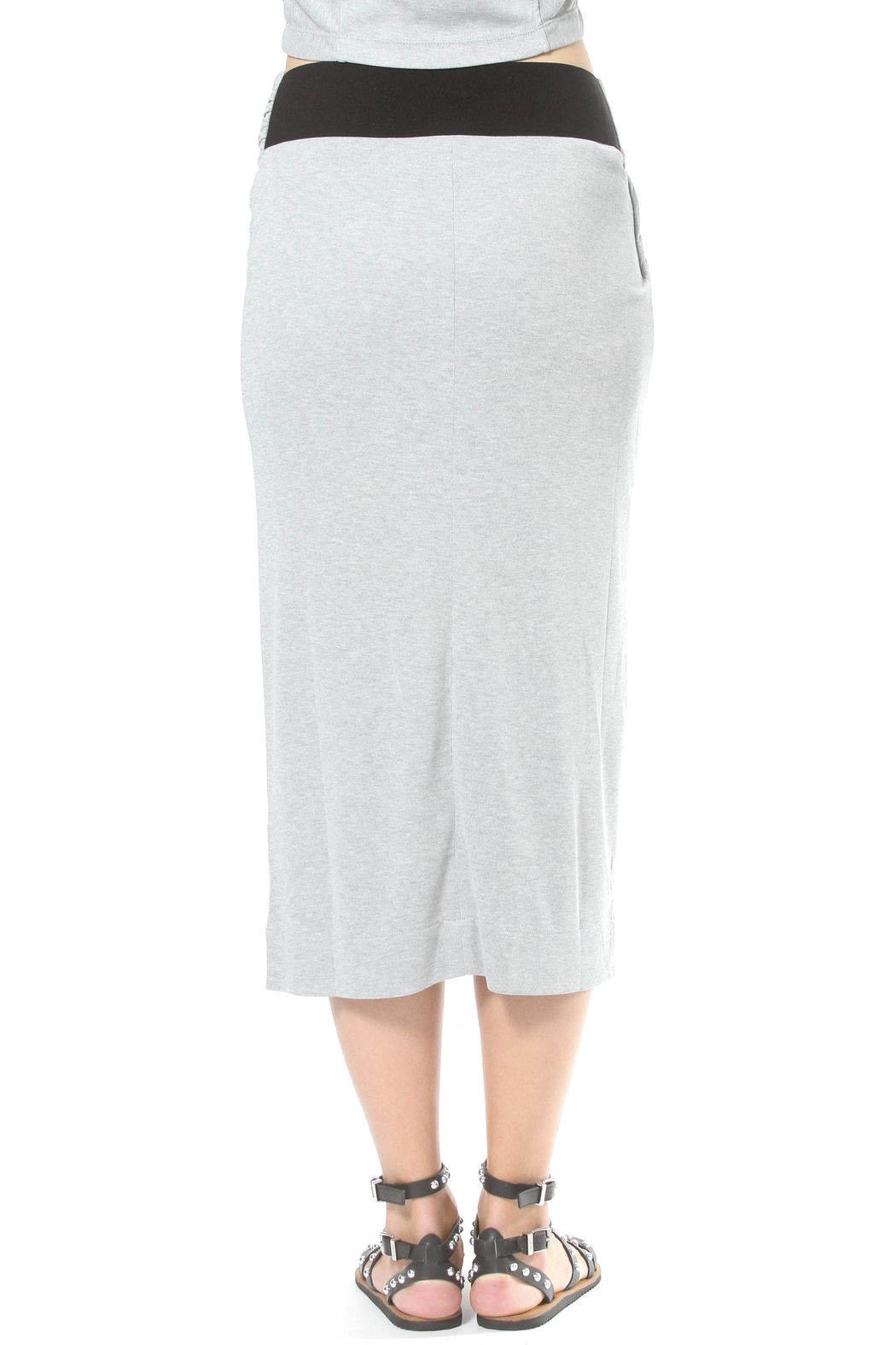 Madonna & Co Knit Midi - Side Cropped Image