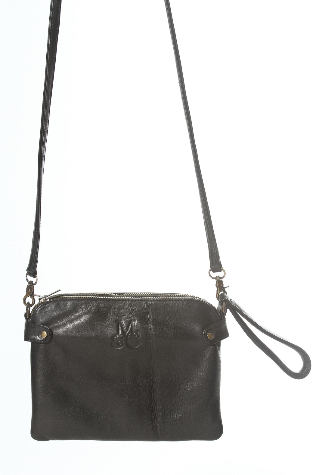 Madonna & Co Leather Cross Body - Main Image