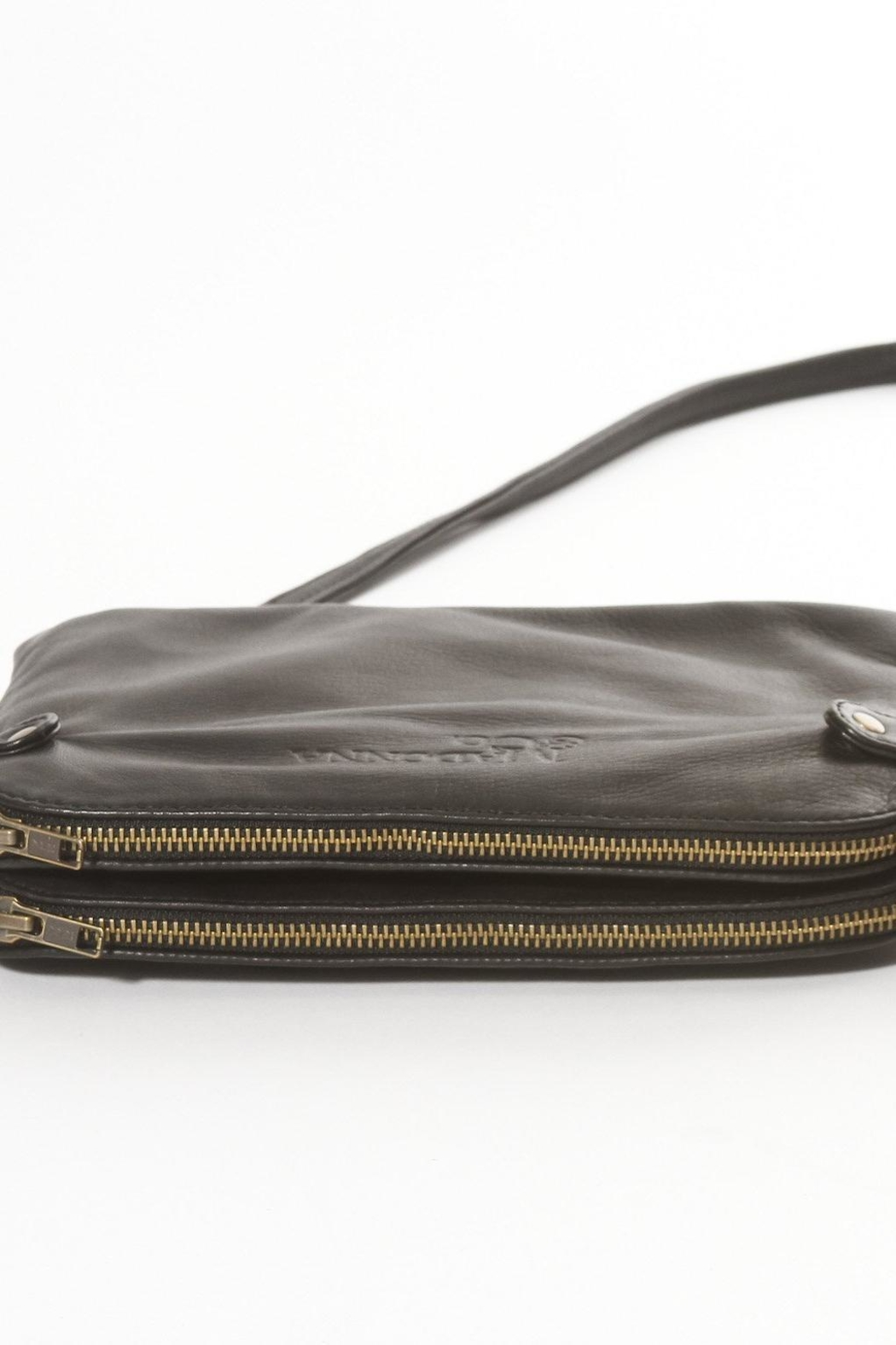 Madonna & Co Leather Cross Body - Back Cropped Image