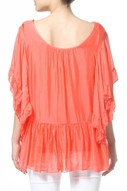 Madonna & Co Silk Tunic Top - Side cropped