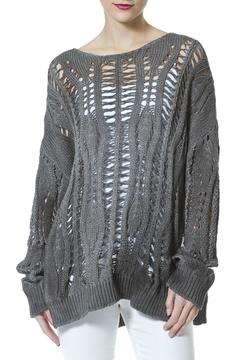 Madonna & Co Open Stitch Sweater - Product List Image