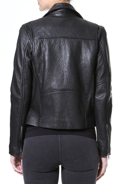 Madonna & Co Pebble Leather Moto - Alternate List Image