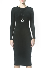 Madonna & Co Ribbed Sweater Dress - Product Mini Image