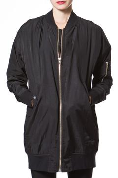 Shoptiques Product: Satin Bomber