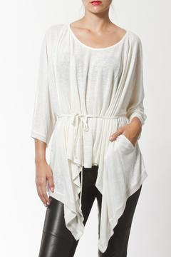 Shoptiques Product: Side Drape Top