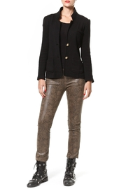 Madonna & Co Snake Stretch Jean - Front cropped