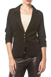 Madonna & Co Stretch Knit Blazer - Product Mini Image