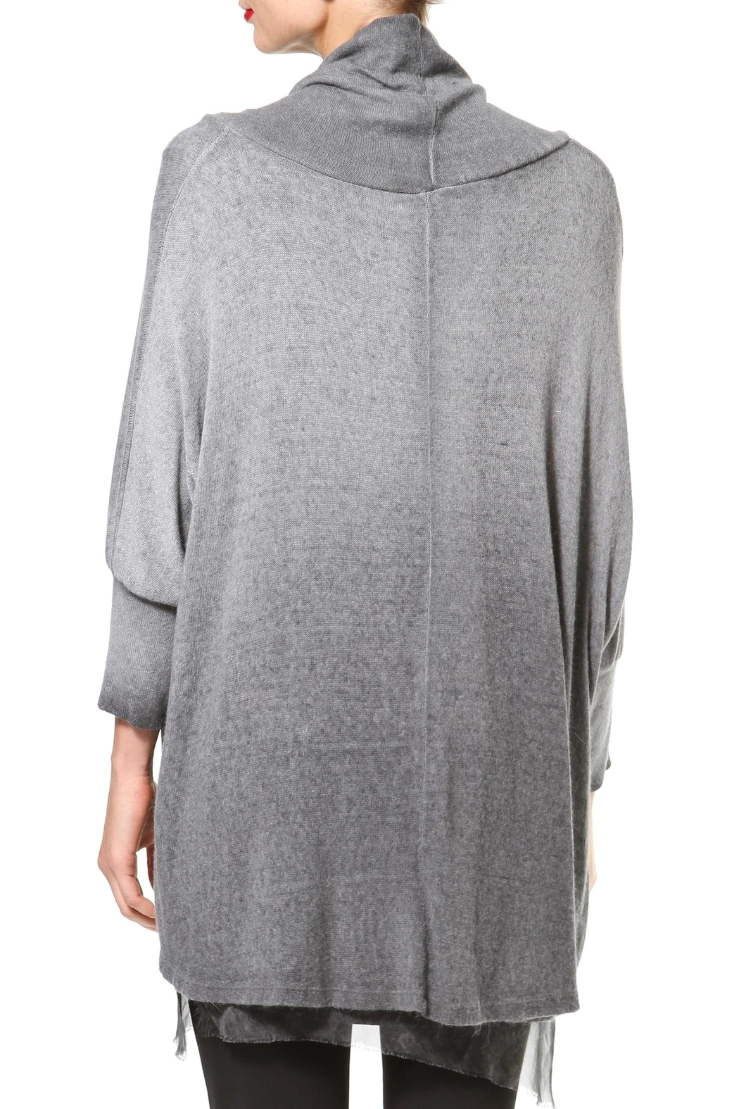 Madonna & Co Textured Tunic - Side Cropped Image