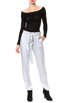 Madonna & Co Washed Satin Pant - Product List Image