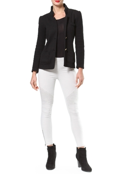 Madonna & Co Washed Stretch Jegging - Product List Image