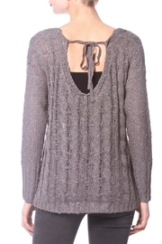 Madonna & Co Wrap Reversible Sweater - Side cropped