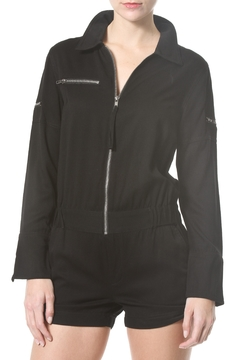 Madonna & Co Zip Romper - Product List Image