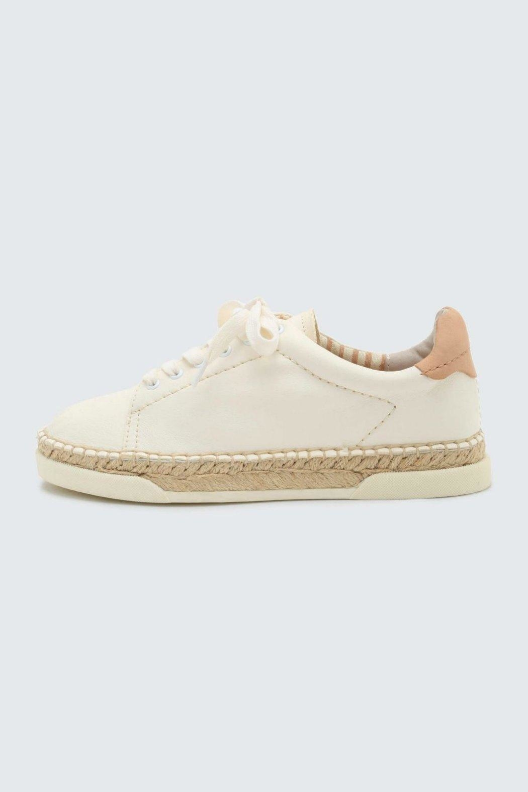 Dolce Vita Madox Leather Sneaker - Main Image