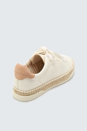 Dolce Vita Madox Leather Sneaker - Back cropped