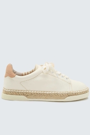 Dolce Vita Madox Leather Sneaker - Front full body