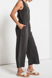 rag poets Madrid Cinched Waist - Front full body