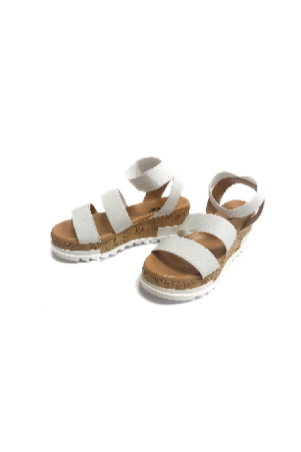 fortune dynamic Madyson sandal - Front Cropped Image