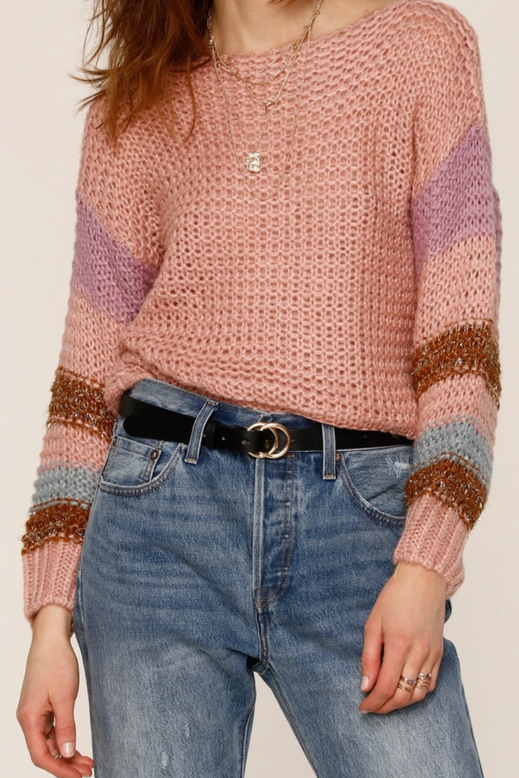 Heartloom Mae Sweater - Front Full Image