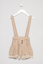 MAE LI ROSE Detachable Overall Shorts - Product Mini Image