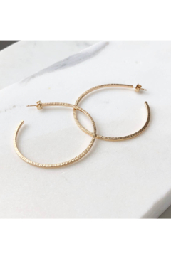 Token Jewelry Maeve Hoops - Product List Image