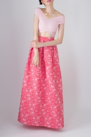 MAF Floral Maxi Skirt - Front cropped